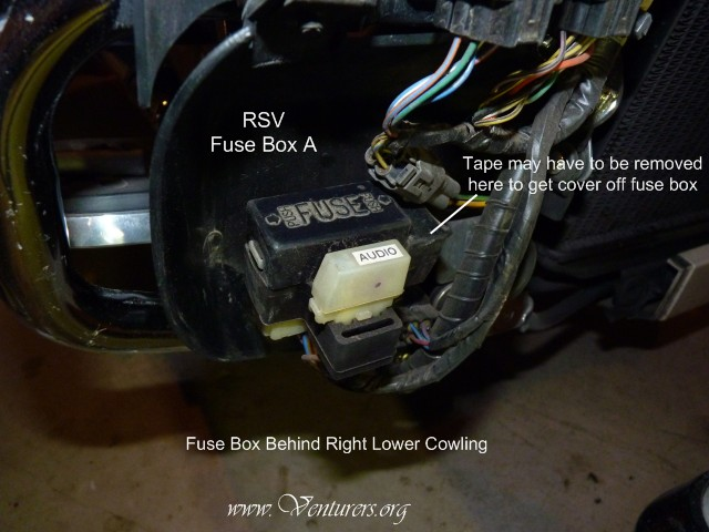 2015 R1 Fuse Box Location - Wiring Diagram Shw