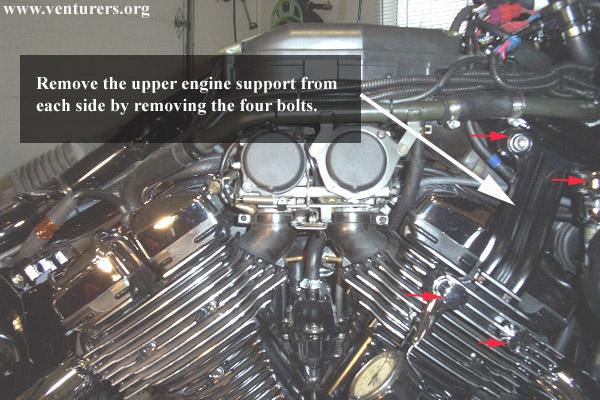 Yamaha Royal Star Rear Tire Replacement